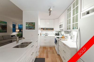 Kitsilano Condo for sale:  1 bedroom 668 sq.ft. (Listed 2018-04-23)